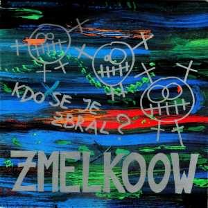 Zmelkoow - Kdo se je zbral (1994) - Platnica