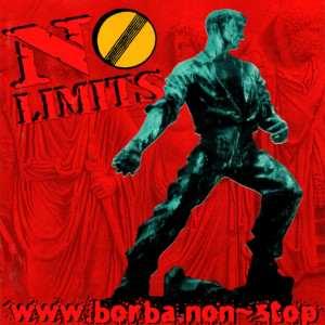 No Limits - www.borba.non-stop (2003) - Platnica sprednja/zunanja