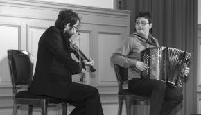 Diatonic String Duo (foto: Arhiv skupine)
