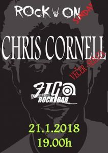 Rock on Sunday: Chris Cornell night @ Figa Rock Bar | Koper | Slovenia