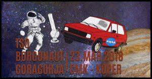 Stoner Boner: Tso, Borgonaut, Goragorja @ CMK Koper | Koper | Slovenija