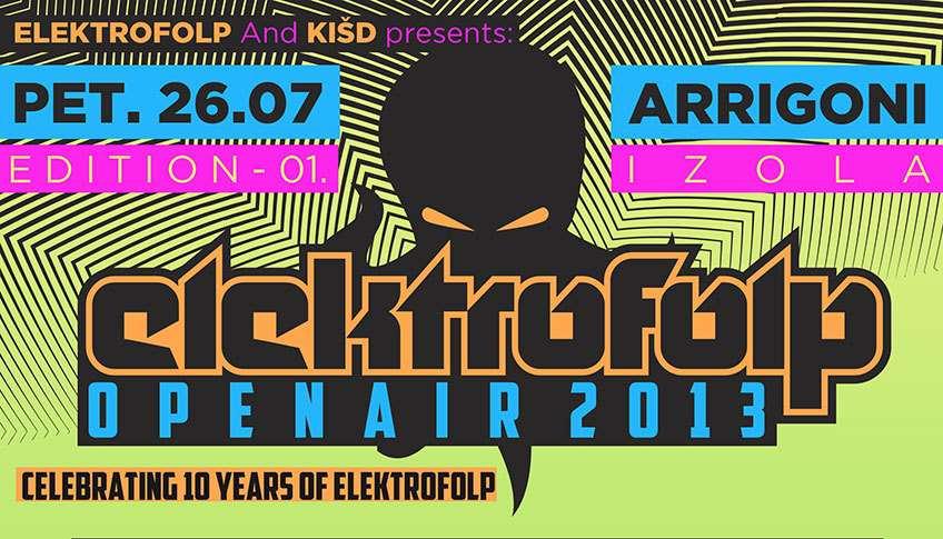 10. obletnica obalnih ljubiteljev elektronske glasbe – Elektrofolp