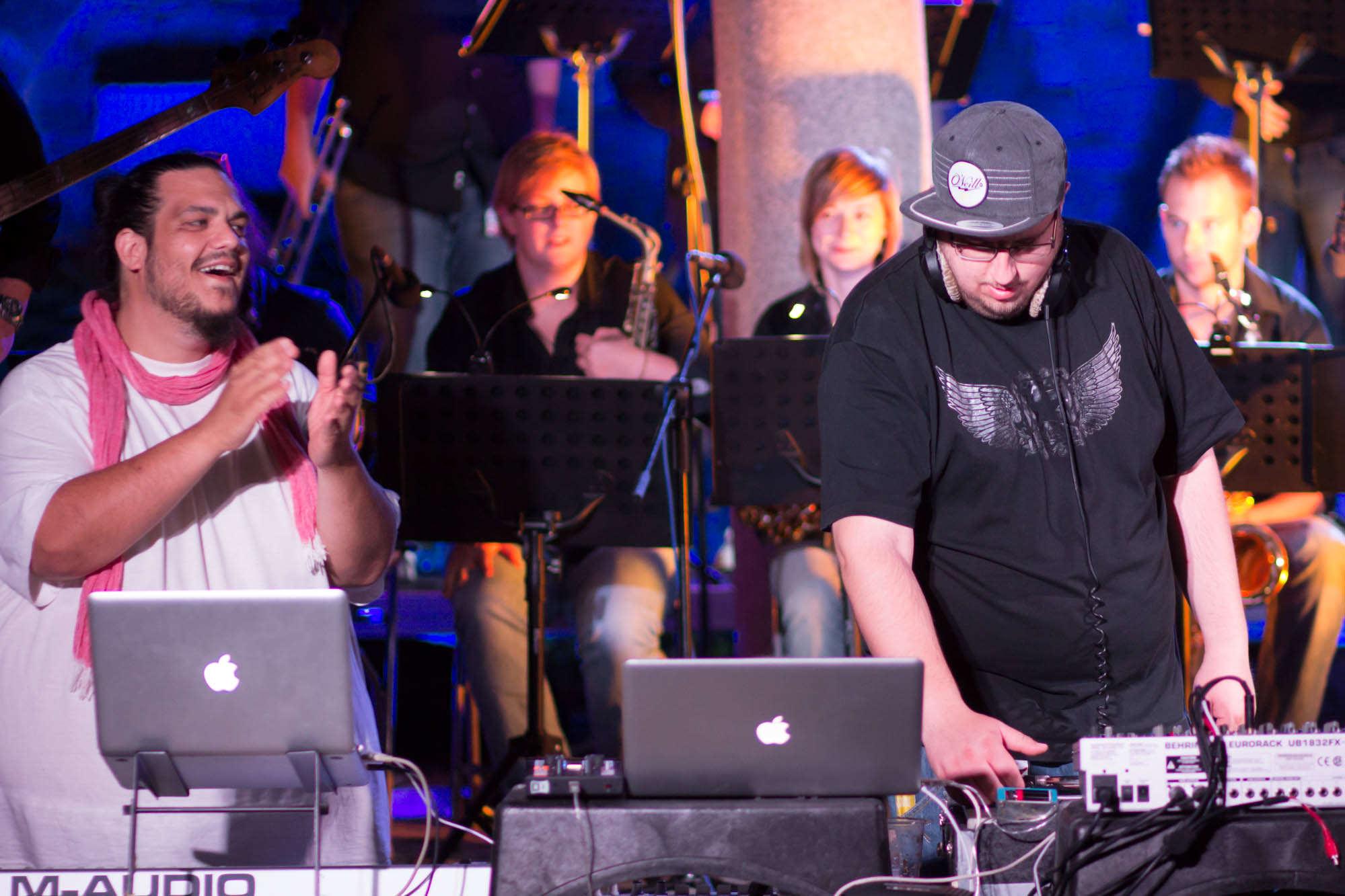 JEFF 2013: JK Soul vs. The Bug Orchestra