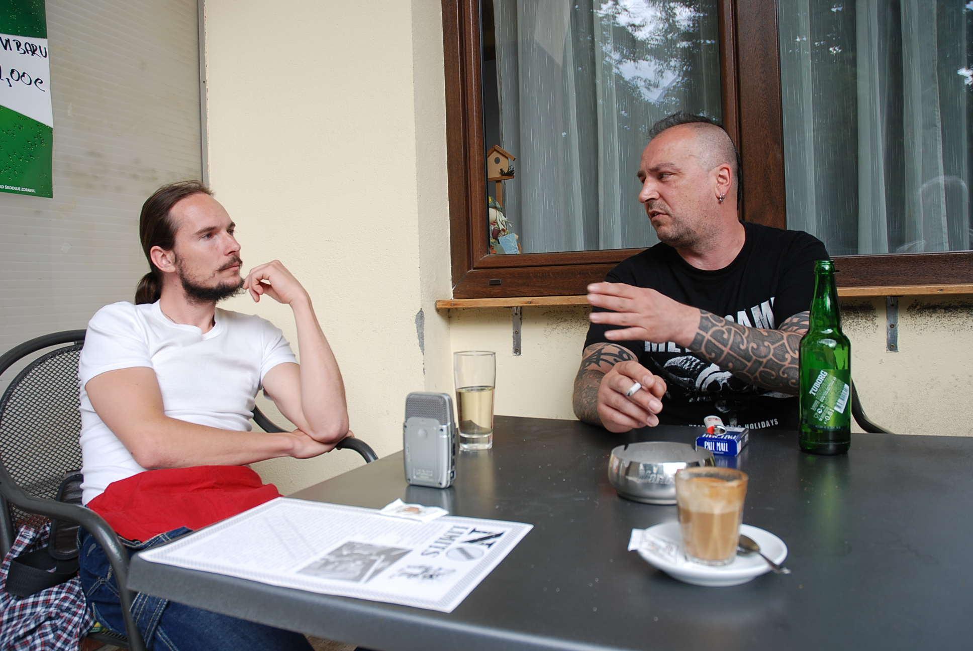 Intervju: Enco Đurđević