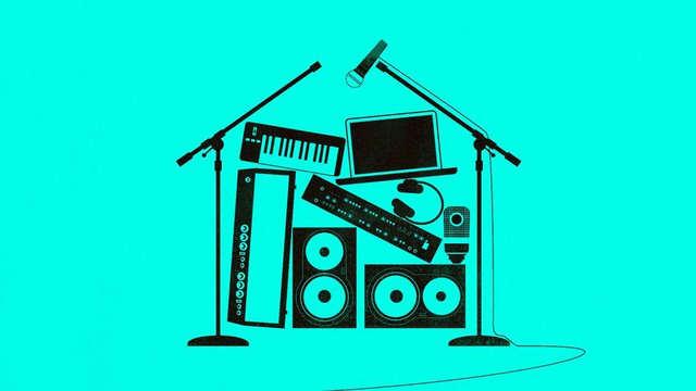 Izolski študenti spodbujajo glasbeno ustvarjanje