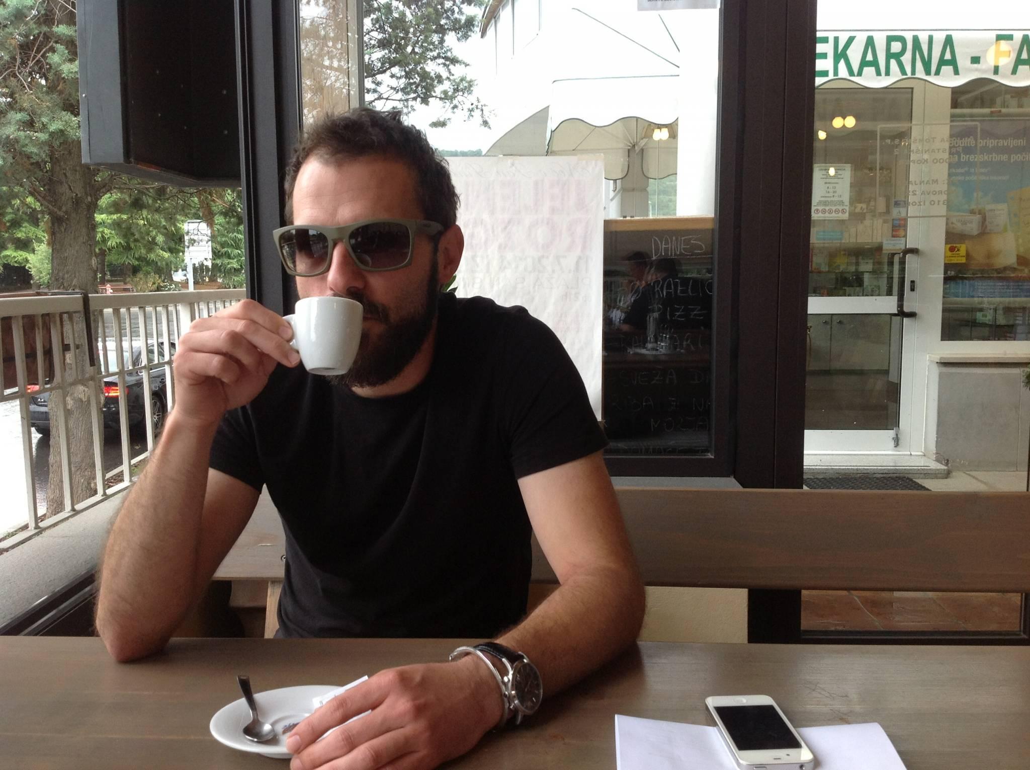 Intervju: Rudi Bučar