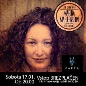 Marina Mårtensson @ Capra | Koper | Koper | Slovenia