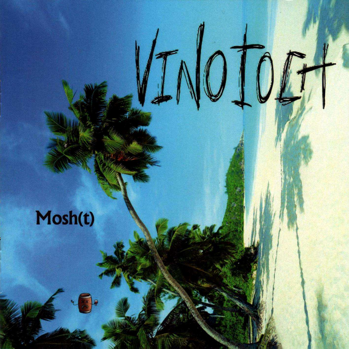 CD – Vinotoch : Mosh(t)