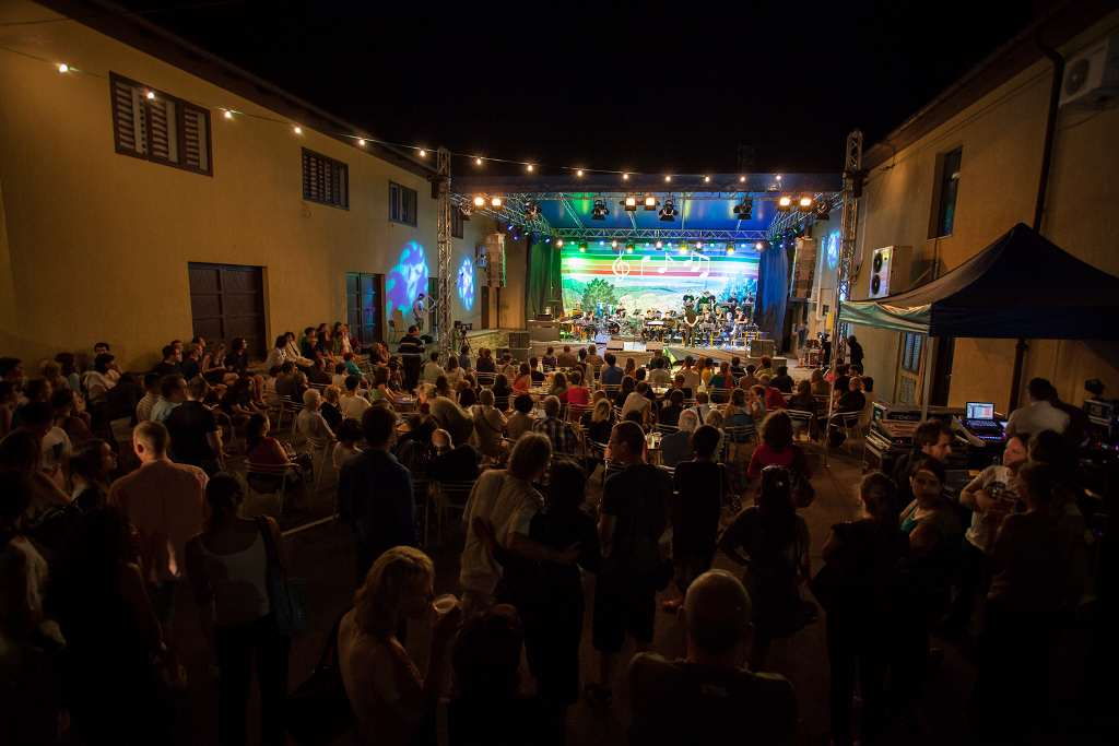 Prihaja 11. MareziJazz, mednarodni festival big bandov