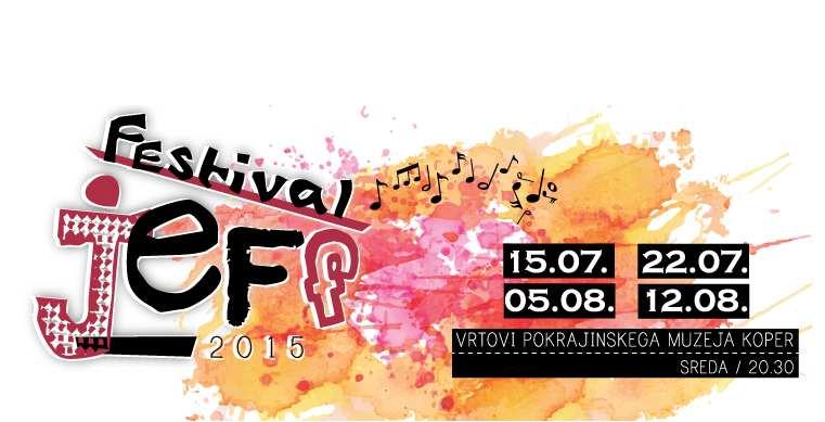 Naslednji teden se prične JEFF 2015