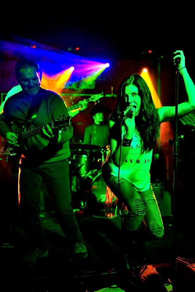 FOTO: Mojo Hišni Band @ Figa Rock Bar 13. 02. 2016