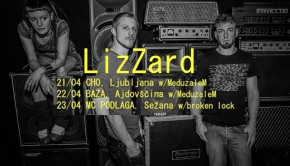 Lizzard Tour 3