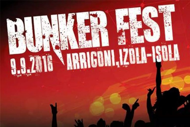 V Letni kino Arrigoni prihaja BunkerFest Izola 2016!