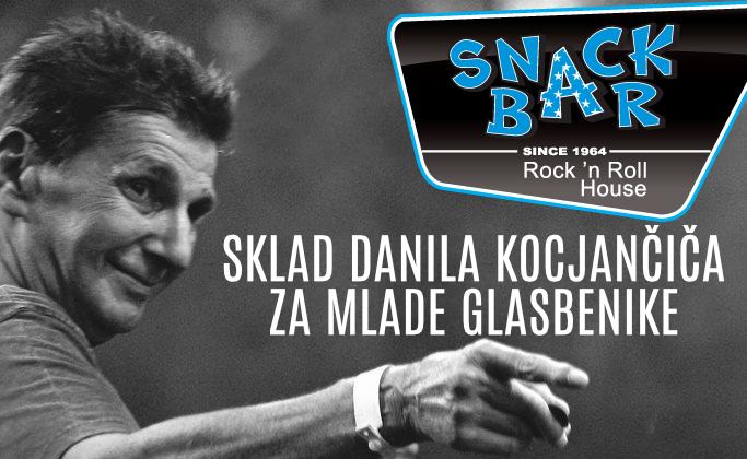 Sklad Danila Kocjančiča za mlade glasbenike