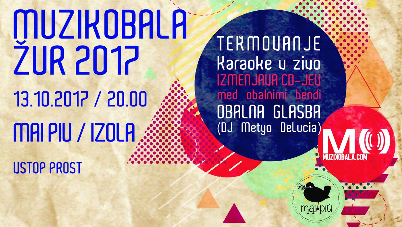 Muzikobala žur 2017