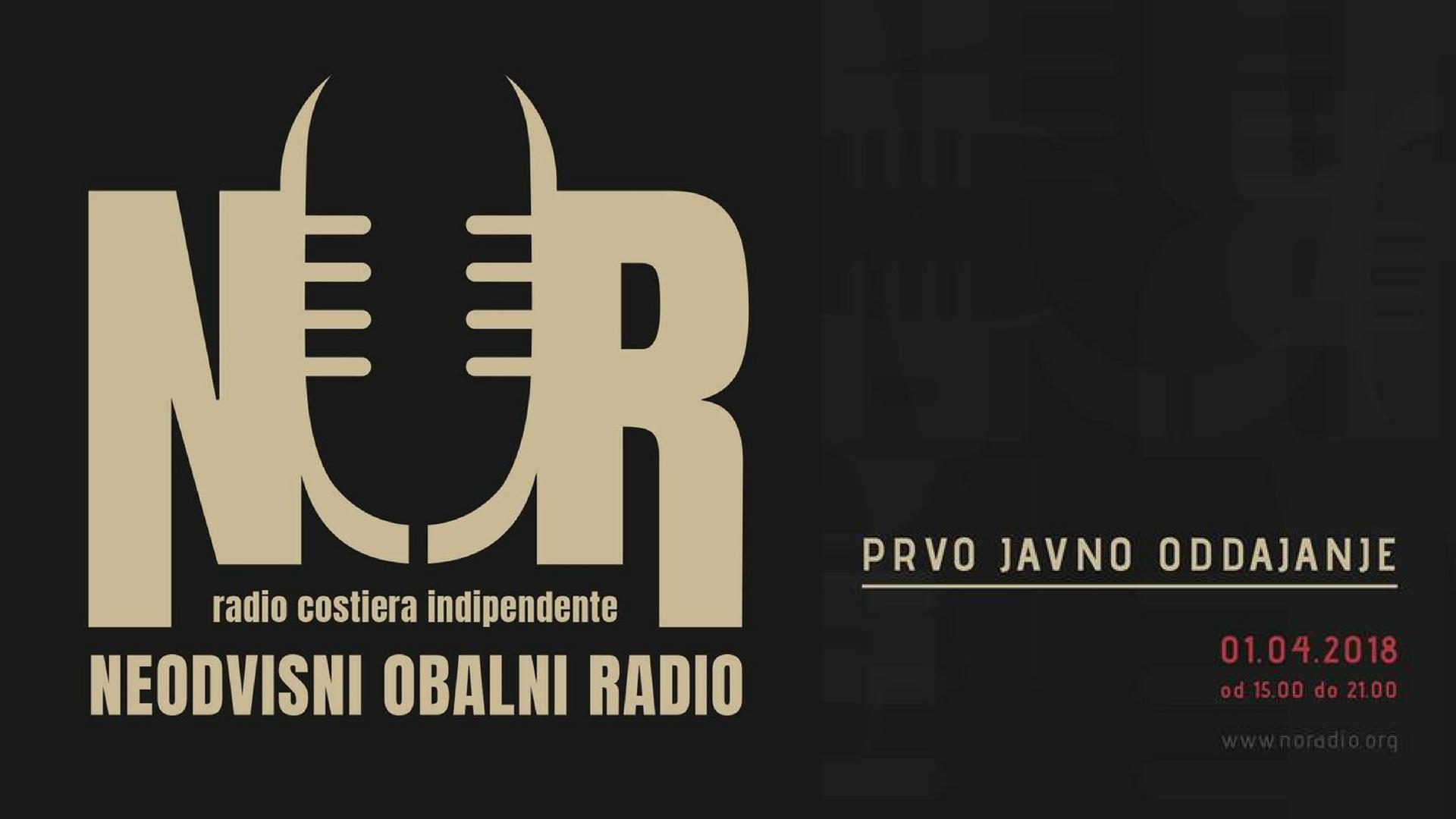 Neodvisni obalni radio bo imel prvo oddajanje!
