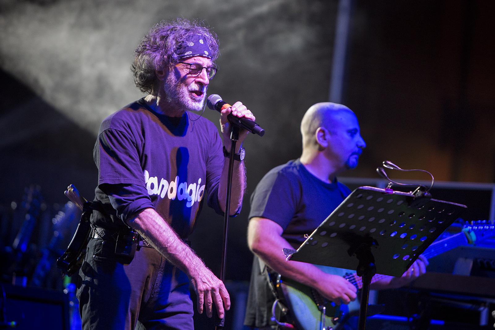 FOTO: Premiata Forneria Marconi @ Festival Folkest, Koper 20.7.2019