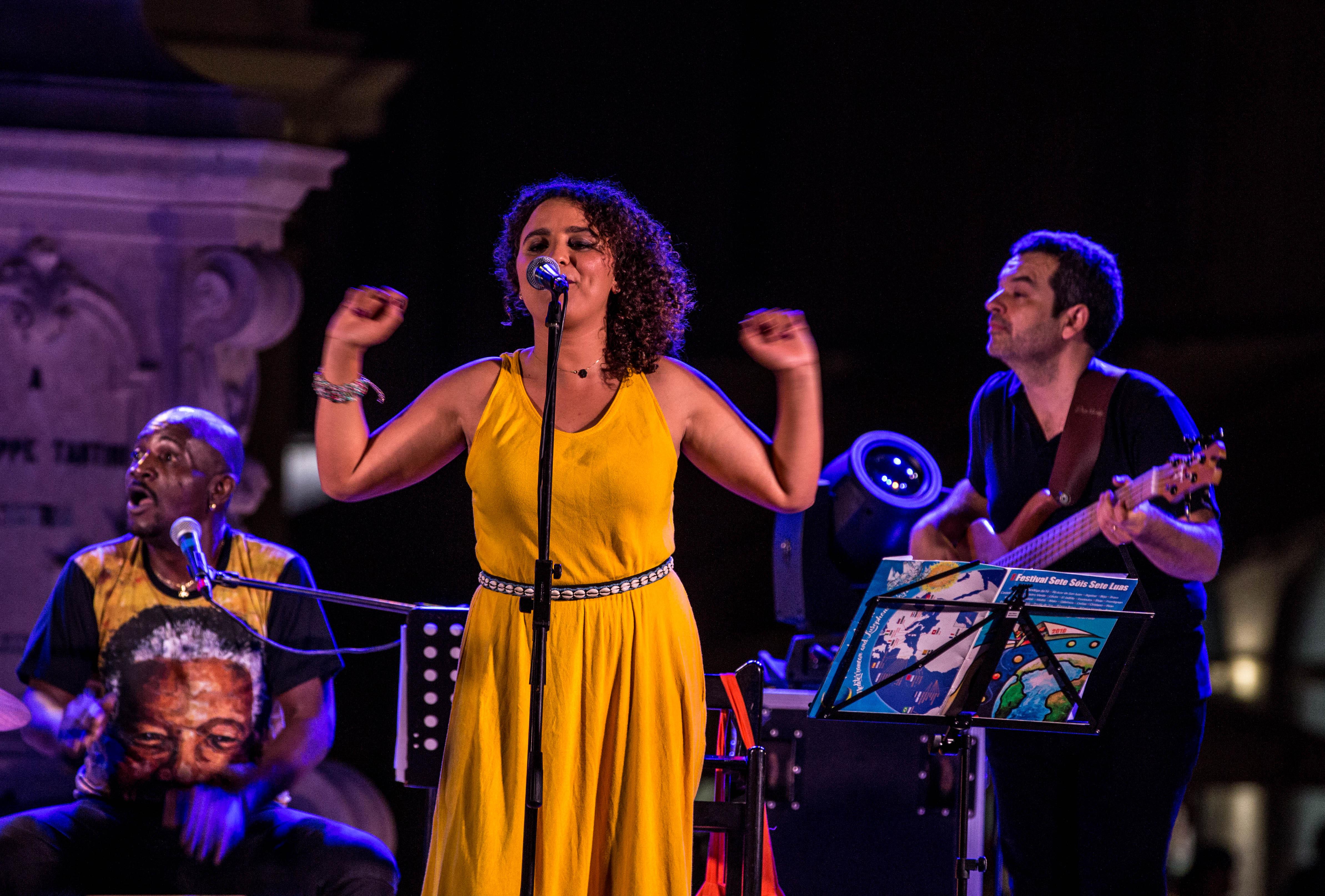 FOTO: Med.Arab.Jewish 7 Sóis Orkestra @ Festival Sete Sóis Sete Luas 16.7.2019