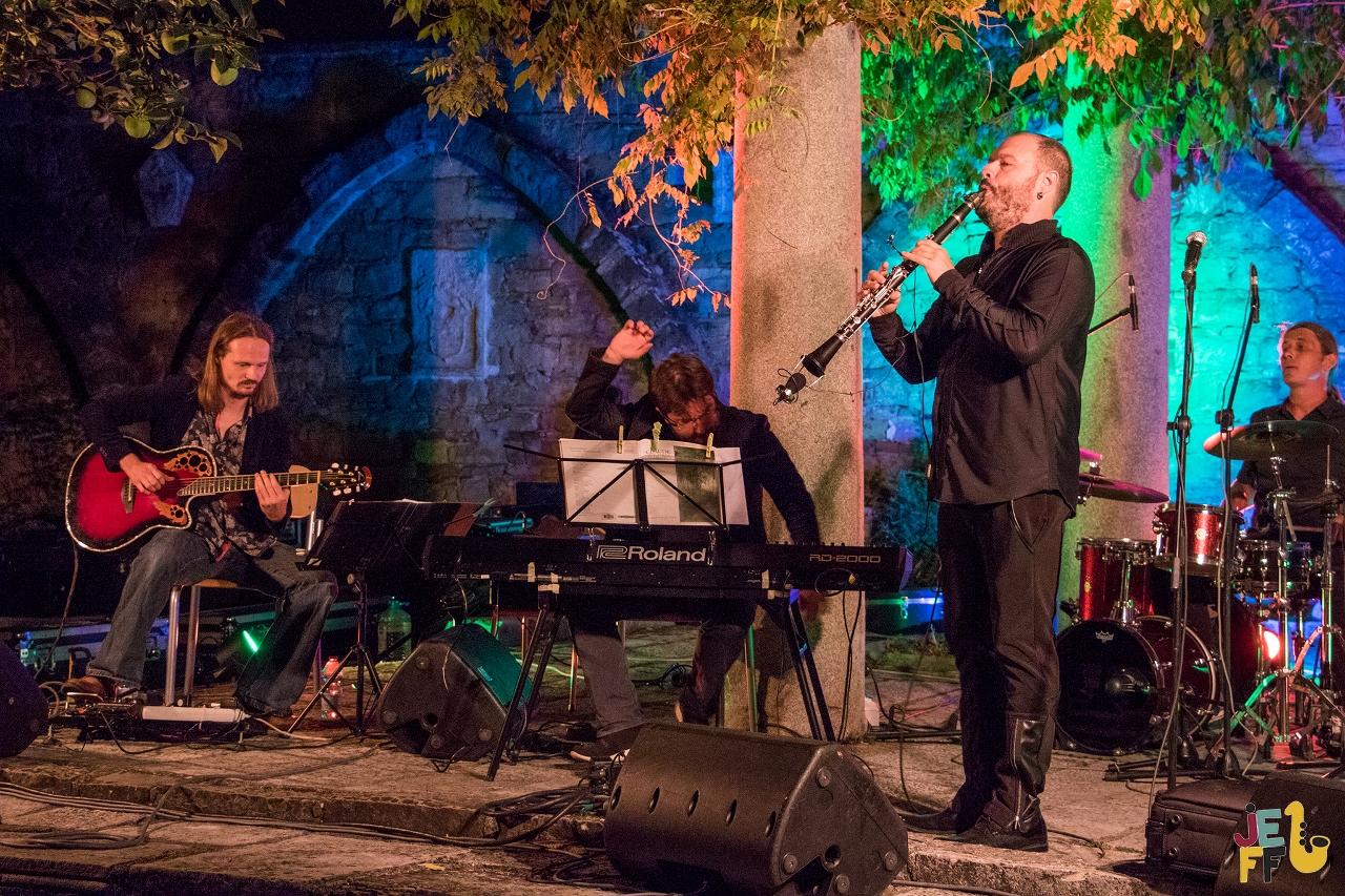 FOTO: Viva Jazz Forma, Goran Bojčevski Quartet @ Festival JEFF 11.9.2019