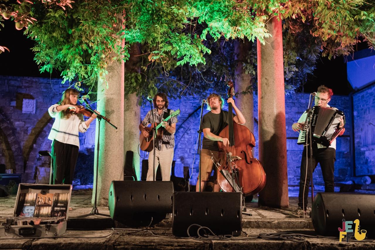 FOTO: Zajtrk, Brencl Banda @ Festival JEFF 12.9.2019