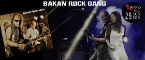 BAKAN ROCK GANG @ Rifugio bar, Koper