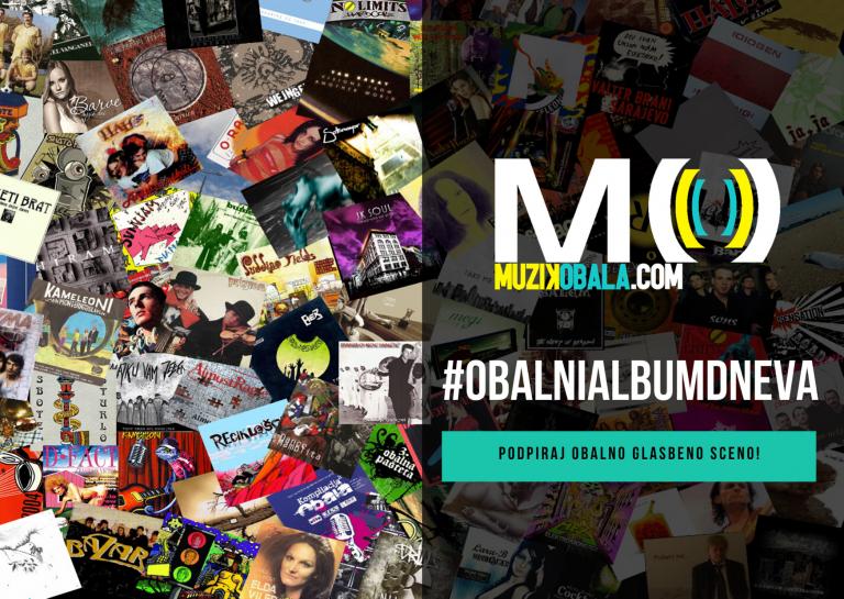 Spletna akcija portala Muzikobala – Obalni album dneva
