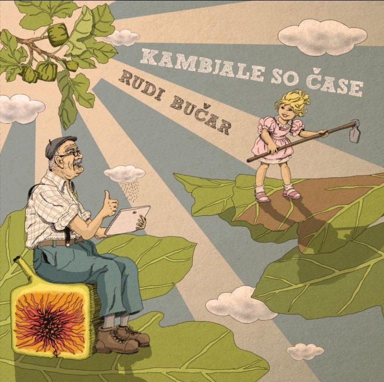Izšel je Rudijev novi album 'Kambjale so čase'