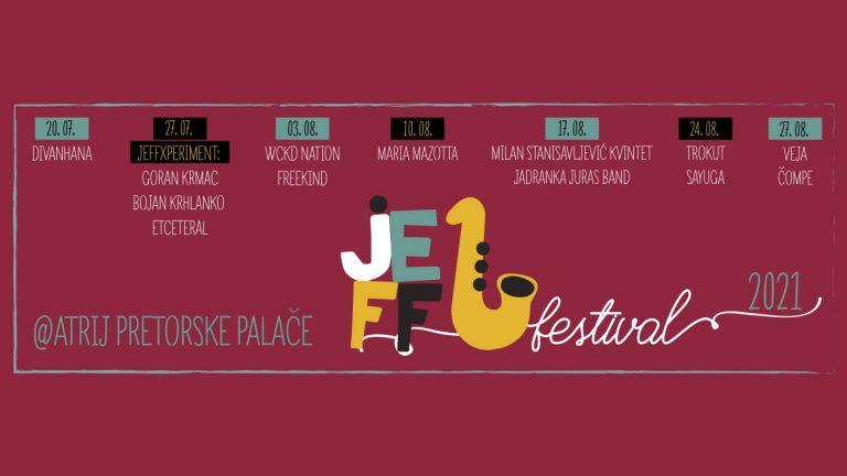 Vrača se Festival JEFF… a na novi lokaciji